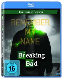 Breaking Bad Season 5 Box 2 (finale Staffel) (Blu-ray), 2 Blu-ray Discs
