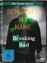Breaking Bad Season 5 Box 2 (finale Staffel), 3 DVDs