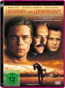 Legenden der Leidenschaft, DVD
