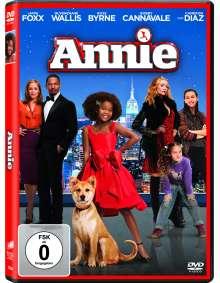 Annie (2014), DVD