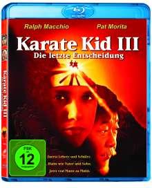 Karate Kid 3 (Blu-ray), Blu-ray Disc