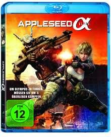 Appleseed: Alpha (Blu-ray), Blu-ray Disc
