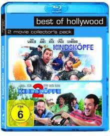 Kindsköpfe 1 & 2 (Blu-ray), 2 Blu-ray Discs