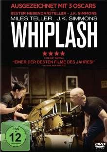 Whiplash, DVD