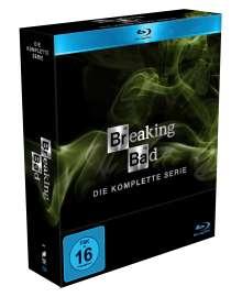 Breaking Bad (Komplette Serie) (Blu-ray), 15 Blu-ray Discs