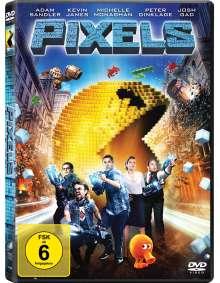 Pixels, DVD