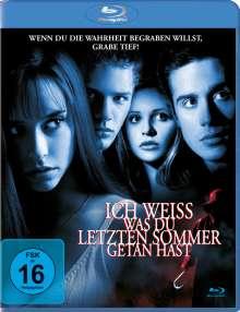 Ich weiß, was du letzten Sommer getan hast (Blu-ray), Blu-ray Disc