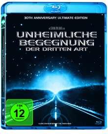 Unheimliche Begegnung der dritten Art (30th Anniversary Ultimate Edition) (Blu-ray), Blu-ray Disc