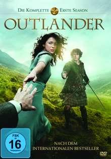 Outlander Staffel 1, 6 DVDs