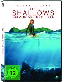 The Shallows, DVD