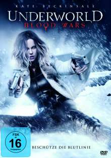 Underworld: Blood Wars, DVD