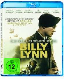 Die irre Heldentour des Billy Lynn (Blu-ray), Blu-ray Disc