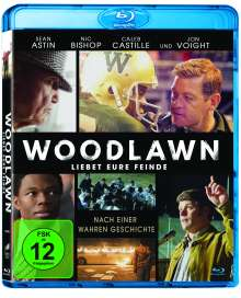 Woodlawn (Blu-ray), Blu-ray Disc