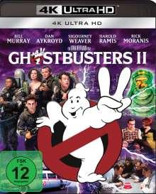 Ghostbusters 2 (Ultra HD Blu-ray), Ultra HD Blu-ray