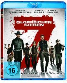 Die glorreichen Sieben (2016) (Blu-ray), Blu-ray Disc