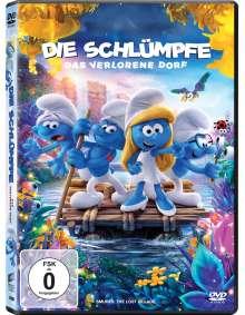 Die Schlümpfe - Das verlorene Dorf, DVD