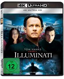 Illuminati (Ultra HD Blu-ray), Ultra HD Blu-ray