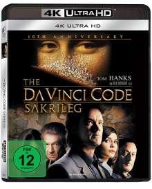 The Da Vinci Code - Sakrileg (Anniversary Edition) (Ultra HD Blu-ray), Ultra HD Blu-ray