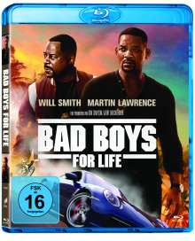 Bad Boys for Life (Blu-ray), Blu-ray Disc