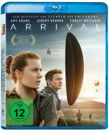 Arrival (Blu-ray), Blu-ray Disc