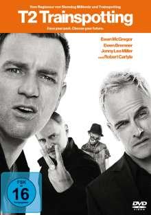 T2 Trainspotting, DVD