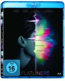 Flatliners (2017) (Blu-ray), Blu-ray Disc