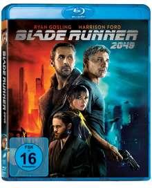 Blade Runner 2049 (Blu-ray), Blu-ray Disc