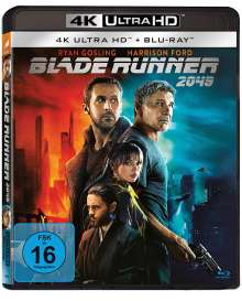 Blade Runner 2049 (Ultra HD Blu-ray & Blu-ray), 1 Ultra HD Blu-ray und 1 Blu-ray Disc