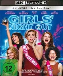 Girls' Night Out (Ultra HD Blu-ray & Blu-ray), 1 Ultra HD Blu-ray und 1 Blu-ray Disc