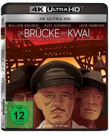 Die Brücke am Kwai (Ultra HD Blu-ray), Ultra HD Blu-ray