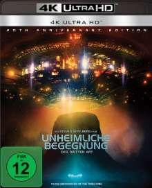Unheimliche Begegnung der Dritten Art (Ultra HD Blu-ray), Ultra HD Blu-ray