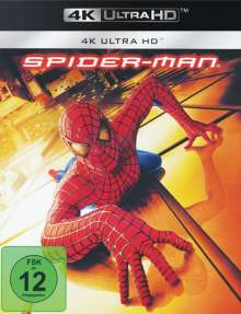 Spider-Man (Ultra HD Blu-ray), Ultra HD Blu-ray