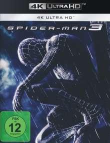 Spider-Man 3 (Ultra HD Blu-ray), Ultra HD Blu-ray