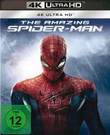 The Amazing Spider-Man (Ultra HD Blu-ray), Ultra HD Blu-ray