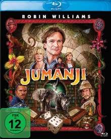 Jumanji (Special Edition) (Blu-ray), Blu-ray Disc