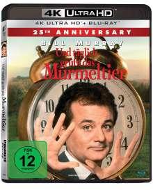 Und täglich grüßt das Murmeltier (Ultra HD Blu-ray & Blu-ray), 1 Ultra HD Blu-ray und 1 Blu-ray Disc