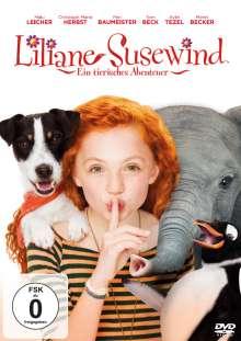 Liliane Susewind - Ein tierisches Abenteuer, DVD