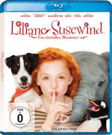 Liliane Susewind - Ein tierisches Abenteuer (Blu-ray), Blu-ray Disc