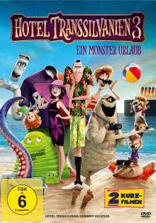 Hotel Transsilvanien 3 - Ein Monster Urlaub, DVD