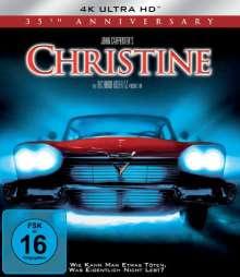 Christine (Ultra HD Blu-ray), Ultra HD Blu-ray