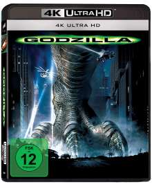 Godzilla (1998) (Ultra HD Blu-ray), Ultra HD Blu-ray