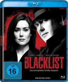 The Blacklist Staffel 5 (Blu-ray), 6 Blu-ray Discs