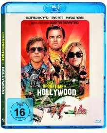 Once upon a time in... Hollywood (Blu-ray), Blu-ray Disc
