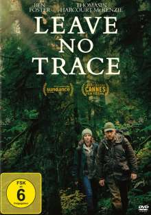 Leave No Trace, DVD