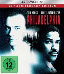 Philadelphia (Ultra HD Blu-ray), Ultra HD Blu-ray