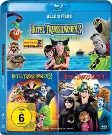 Hotel Transsilvanien 1-3 (Blu-ray), 3 Blu-ray Discs