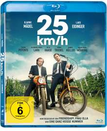 25 km/h (Blu-ray), Blu-ray Disc