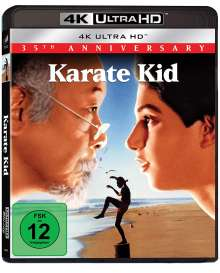 Karate Kid (1984) (Ultra HD Blu-ray), Ultra HD Blu-ray