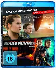 Arrival / Blade Runner 2049 (Blu-ray), 2 Blu-ray Discs