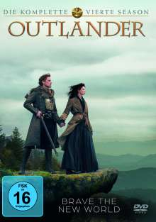 Outlander Staffel 4, 6 DVDs